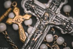 Virtue (Jan Vykypel) Tags: macromondays macro close sony alpha a7ii voigtlander apo lanthar 110mm cross jesus faith