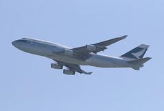 B-HUG-VHHH-140836 (bizjetboy) Tags: bhug vhhh cathaypacific b747467 b744 jumbo jet