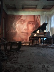 RONE | Empire-The Music Room-detail (Joyflea) Tags: rone empire burnhambeeches sherbrooke