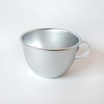 アルミ製コップの写真