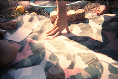 Park Life (Magnus Bergström) Tags: kodak ektachrome 160t expired 135 film 35 mm epson v500 cross processed xpro ept kodakektachromeept160t kodakektachrome160t 35mm luminox luminox356sl analog lomo sweden sverige värmland karlstad yatzy picnic summer