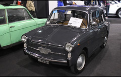 Autobianchi Bianchina berlina (1967) / PD- 179325 (baffalie) Tags: auto voiture ancienne vintage classic old car coche rétro expo italia sport automobile racing motor show collection club course race circuit italie padoue moto bike motorbike motocycle compétition