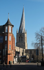 The Crooked Spire, Chesterfield (j-paul-l) Tags: church parish chesterfield spire crooked