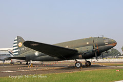 CURTISS C46D COMMANDO 6190 ROCAF (TAIWAN AIR FORCE) (shanairpic) Tags: military propliner preserved museum gangshan curtissc46dcommando 6190 taiwanairforce republicofchinaairforce