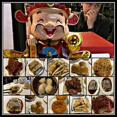 2019 Sydney Collage: East Phoenix Yum Cha (dominotic) Tags: 2019 food yumcha lunch asianfood friednoodles calamari bbqpork steameddimsims iphone8 chickenpies friedricenoodles steamedscallopdumplings porkribs foodphotography dimsim dimsum porkricenoodles beefricenoodles yᑌᗰᗰy foodcollage sydney australia