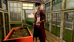 Growing my own weed (Craig William) Tags: secondlife fashion blog blogger mesh bento catwa belleza bellezajake jake modulus modulushair letre shoes shirt pants gay sl vr 3d portrait model catwadaniel straydog second life mydigitalmirror digitalmirror men boy male fun photos pictures pics virtualmodel tmj tmjevent themenjail themenjailevent hevo urbanstreetstore ubs ds deepstatic weed 420