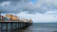 Paignton Pier (De Witt's) Tags: paignton pier ocean arcade devon england
