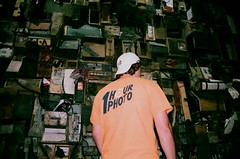 (youngkurama) Tags: themarguliescollection thewarehouse miami florida art exhibitions photography gallery wynwood artdistrict film 35mm canon canonrebel february 2019 life traveling shooters gralt portrait onlyny indoors lighting