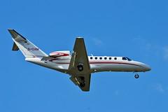 D-CUGF Cessna 525B Citation CJ3 (czerwonyr) Tags: dcugf stuttgarter flugdienst cessna 525b citation cj3