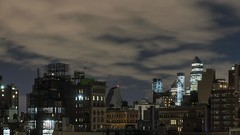 East Village Night to Day TL 010919 New UHD with music (Michael.Lee.Pics.NYC) Tags: newyork eastvillage clouds night sunrise dawn bluehour aerial sky timelapse video rooftops hudsonyards architecture cityscape sony a7rm2 fe24105mmf4g