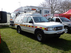 2003 Ford Ranger Super Cab Fire & Rescue (andrewgooch66) Tags: classic vintage veteran heritage preserved emergency fire ambulance firstaid tender appliance pump rescue ladder