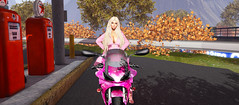 Rider (Gabbi.Lexenstar) Tags: motorbike bike racer snow winter pink lingerie curv lake kinky sexy blonde world naughty sweet cute barbie girls tease japan girl sex love lust naked breasts boobs curves curvy beauty babe life second virtual fun ass butt tattoo pose surf sign erotic hot beach shorts posing mesh