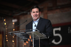Doug Ducey (Gage Skidmore) Tags: doug ducey governor arizona technology summit tech 2019 duce phoenix innovation innovationaz