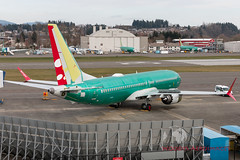 7464 60225 737-8 SpiceJet (737 MAX Production) Tags: b737 boeing737max boeing boeing737 boeing7378 boeing7378max 7464602257378spicejet