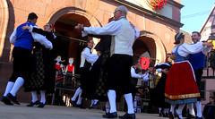 Bonne semaine à vous tous (jeanpierrefrey) Tags: dansealsacienne folklorique fêtedelachâtaigne oberbronn alsacedunord