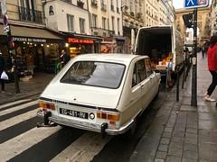 1970 Renault 16 TL (mangopulp2008) Tags: 1970 renault 16 tl spotted paris france