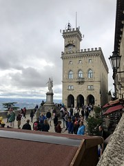 The Palazzo Pubblico and Piazza della Libertà, San Marino