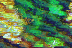 Reflections abstract (LotusMoon Photography) Tags: abstract abstraction water waves digitalart digital reflections photomanipulation postprocessed filterforge annasheradon lotusmoonphotography