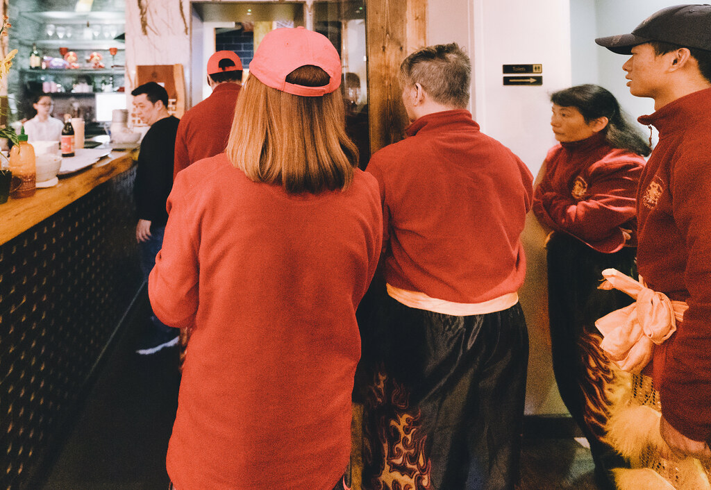 I WAS INVITED TO THE LUNAR NEW YEAR CELEBRATION AT MR. DINH ON CAPEL STREET [ THE YEAR OF THE PIG]-148715