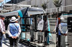 Sydney Metro - Cherrybrook revisted (8) (john cowper) Tags: sydneymetro cherrybrook station metrotrain metropolis alstom transportfornsw infrastructure openday sydney newsouthwales australia