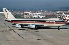 Boeing 747-227B N402PE People Express (EI-DTG) Tags: boeing747 b747 jumbojet queenoftheskies peopleexpress n602pe lgw gatwick