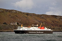 MV Isle of Lewis (Zak355) Tags: rothesay bute scotland scottish isleofbute calmac ferry mvisleoflewis ship boat riverclyde vessel shipping overhaul ferries