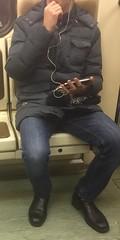 Jeans (adorn2013) Tags: guy bluejeans manspreading fetish denim pants jeans