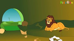 https://kidsonerhymes1one.blogspot.com/2019/02/lion-and-fox.html (maheshbabu96420) Tags: lion fox story panchathantra nurseryrhymes telugu moral for kids animated