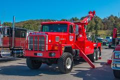 International Paystar 5000 6x6 (NoVa Truck & Transport Photos) Tags: international paystar 5000 tow truck wrecker offroad lee hi towing recovery lexington va classic big rig