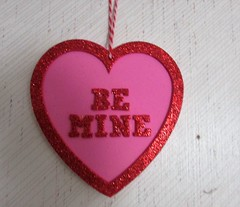 """""""Be mine"""" heart (creed_400) Tags: belmont west michigan winter february valentines day heart"""
