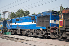 Indian Railways WDG-3A 14574 Secunderabad Junction (daveymills37886) Tags: indian railways wdg3a 14574 secunderabad junction alco