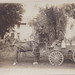 CEN Sunfield MI RPPC c.1908 WAGON LOAD OF DAIRY on its way to the PMRR Railroad Pere Marquette DEPOT to ship to Creamery Eaton County near Mulliken & Woodbury Photographer Unk
