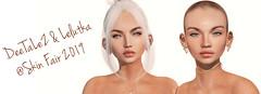 * ❤Skin Fair DeeTaLez & Lelutka❤ (♥♥ Bri4nn4 Resident ♥♥) Tags: yummy appliers deetalez fashionevents kibitz lelutka new omega secondlife sintiklia skinfair studioexposure swallow