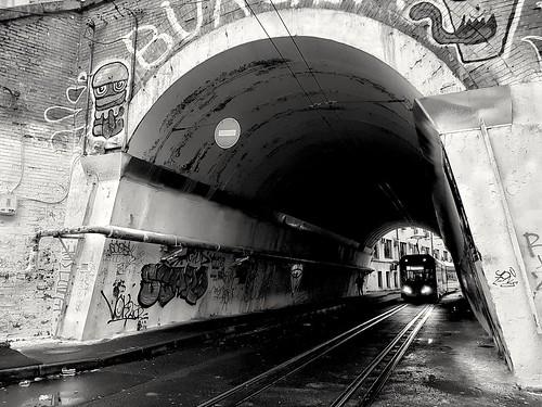 tunnel ©  Sergei_41