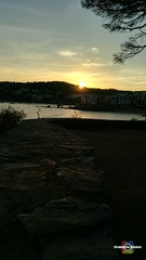 Sunset. Atardecer. Calella de Palafrugell. #costabrava #catalunya (ldomenech33) Tags: costabrava catalunya sunset atardecer sol sun calelladepalafrugell mar sea