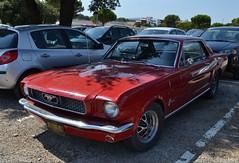 FORD Mustang Coupé - 1966 (SASSAchris) Tags: ford mustang coupé voiture américaine 2 tours castellet circuit ricard