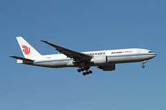 Air China Cargo   B777-FFT   B-2091 (Globespotter) Tags: frankfurt main air china cargo b777fft b2091