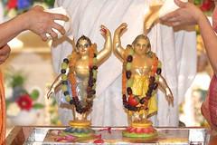Gaura Purnima 2019 - Lord Caitanya's Appearance Day - ISKCON London Radha Krishna Temple Soho Street - 20/03/2019 - IMG_8021 (DavidC Photography 2) Tags: 10 soho street radhakrishna radha krishna temple hare krsna mandir london england uk iskcon iskconlondon internationalsocietyforkrishnaconsciousness international society for consciousness winter spring wednesday 20 20th march 2019 lord caitanya chaitanya mahaprabhu mahaprabhus appearance day gaura purnima jagannath baladeva subhadra gauranitai nityananda nimai nitai srila prabhupada radhalondonisvara room gauranga festival darshan harinama sankirtan abhishek