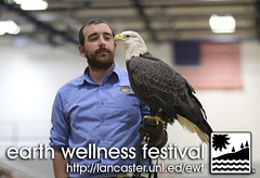 Earth Wellness Festival 2019 - The Raptors - Bald Eagle _ 04 (UNL Extension in Lancaster County) Tags: raptor raptors world bird sanctuary bald eagle