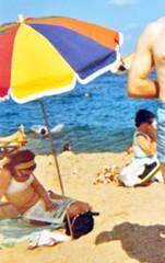 IMG_0037 Geoff and Jean Spafford Family Photos Tenerife Spanish Island Beach (photographer695) Tags: geoff jean spafford family photos tenerife spanish island