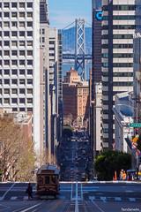 San Francisco Cable Car (fandarwin) Tags: san francisco cable car california street bay bridge darwin fan fandarwin olympus omd em10