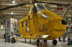 Westland Whirlwind HAR 10 (XP299) (Bri_J) Tags: rafmuseum hendon london uk museum airmuseum aviationmuseum nikon d7500 westlandwhirlwind har10 westland whirlwind helicopter searchandrescue xp299 raf aircraft
