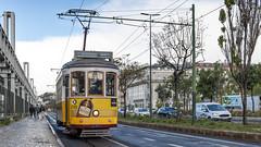 Carris 541 arriving at Cais do Sodre (Nicky Boogaard) Tags: lisboa lisbon lissabon carris carristram carris541 caisdosodre caissodre