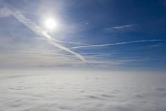 Mavic sopra la Nebbia (@FlankerITA) Tags: dji mavic 2 pro nebbia fog sky clouds drones drone brianza lombardia landscape panorama