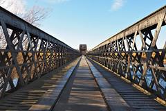 FB184241 E-M5ii 14mm iso200 f8 1_125s 0 (Mel Stephens) Tags: 20181118 201811 2018 q4 3x2 6x4 wide widescreen olympus mzuiko mft microfourthirds m43 714mm pro omd em5ii ii mirrorless gps structure bridge uk scotland garmouth moray spey