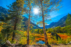 Lundy Canyon Lundy Twins Lundy Lake! Eastern Sierras Fall Foliage California Fall Color! High Sierras Autumn Aspens Red Orange Yellow Green Leaves! Sony A7R II & Carl Zeiss Sony Vario-Tessar T* FE 16-35mm f/4 ZA OSS Lens! McGucken Fine Art Photography! (45SURF Hero's Odyssey Mythology Landscapes & Godde) Tags: lundy canyon twins lake eastern sierras fall foliage california color high autumn aspens red orange yellow green leaves sony a7r ii carl zeiss variotessar t fe 1635mm f4 za oss lens mcgucken fine art photography
