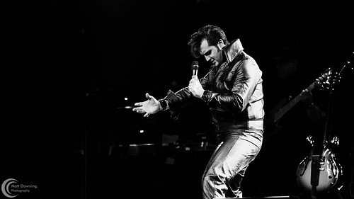 Elvis Night - 1.26.19 - Hard Rock Hotel & Casino Sioux City