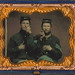 Two unidentified Union soldiers
