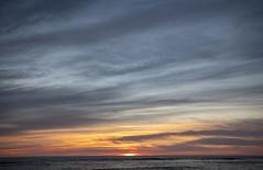 January 29, 2019 0014 (Sunrise as if through a sea shell.) (cbonney) Tags: virginia beach atlantic ocean sunrise
