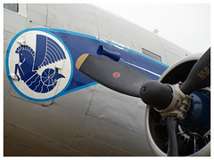 Douglas DC3 C-47A Skytrain - F-AZTE (Aerofossile2012) Tags: avion aircraft aviation meeting airshow laferté 2017 douglas dc3 c47a skytrain fazte airfrance